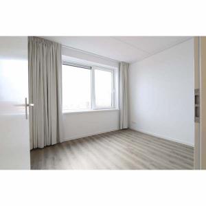 Slaapkamer gestoffeerd appartement Dr. Schaepmanstraat 143 Assen_1
